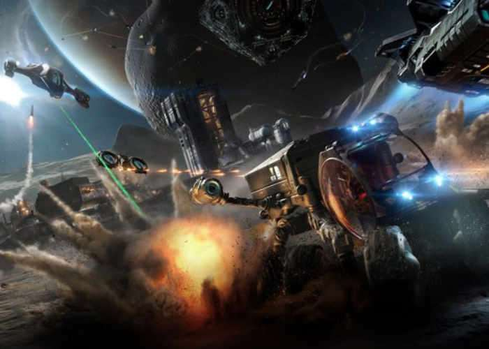Elite Dangerous Lands On PlayStation 4