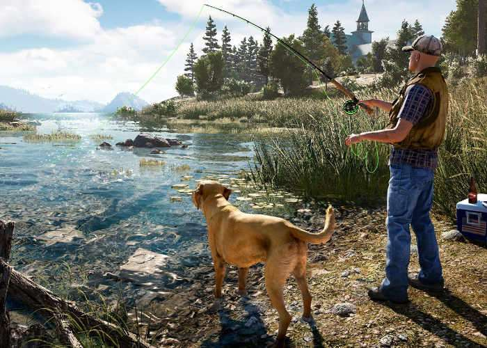 Someone Has Created a Petition to Get Far Cry 5 Canceled