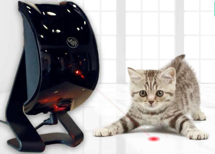 Felik Laser Equipped Smart Pet Companion