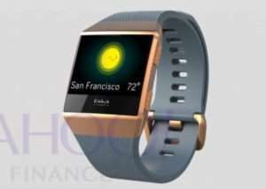 Fitbit Smartwatch Leaked Ahead of Official Unveiling
