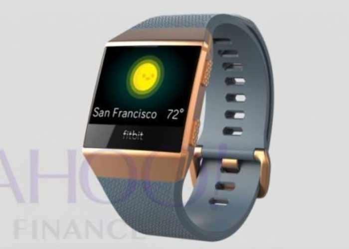 Fitbit Smartwatch Leaked