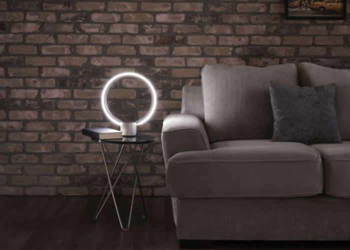 GE Sol C Lamp Equipped With Amazon Alexa
