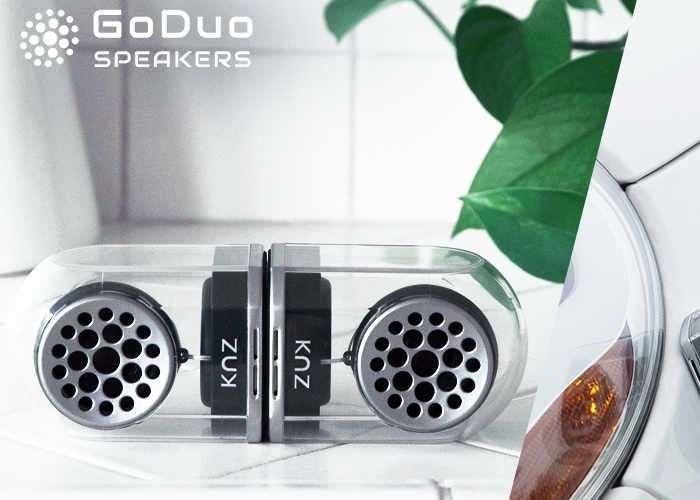 GoDuo Magnetic Wireless Speakers