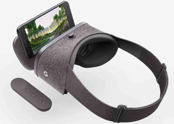 Daydream standalone VR by Qualcomm