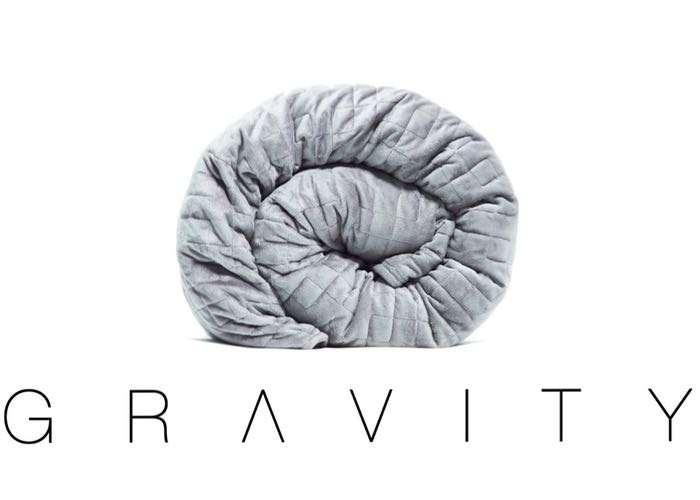 Gravity Weighted Blanket Raises Over $4 Million Via Kickstarter