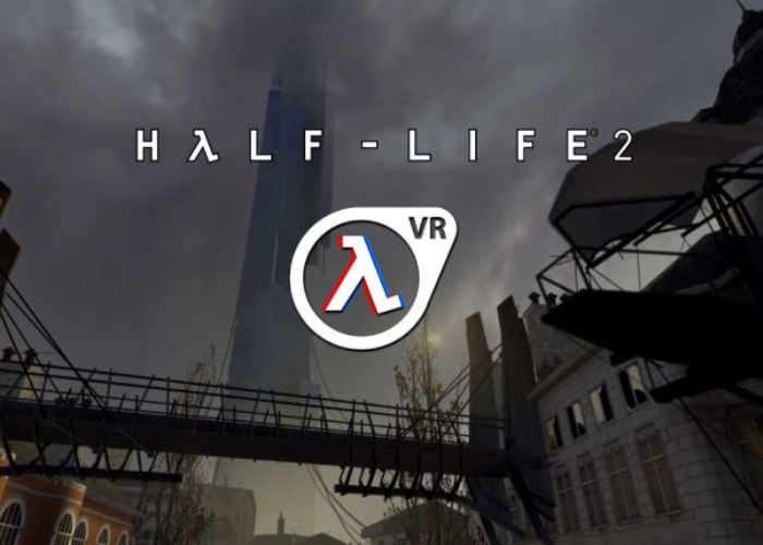 Half-Life 2 VR Game