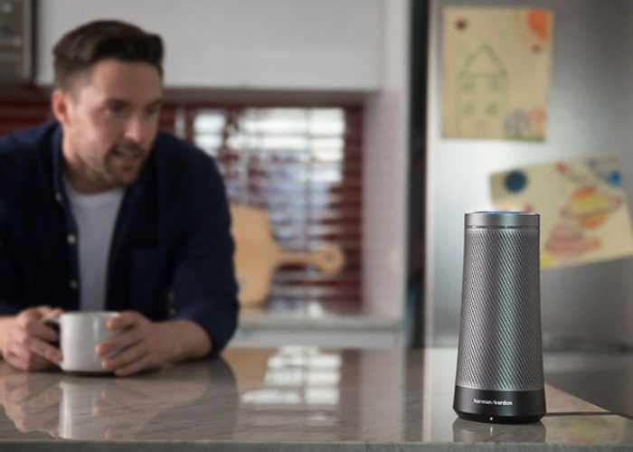 Harman Kardon Invoke Cortana Speaker