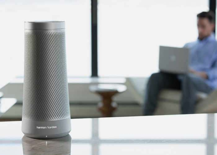 Harman Kardon Invoke Cortana Speaker