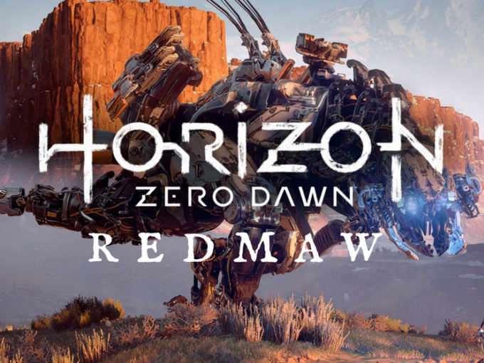 Horizon Zero Dawn Redmaw