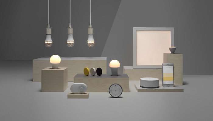 ikea smart lighting will work with amazon alexa google