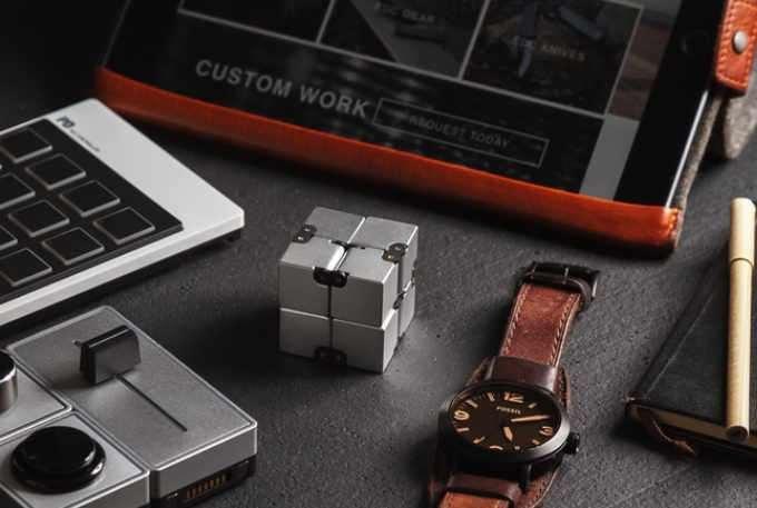 Infinity Cube Desktop Fidget