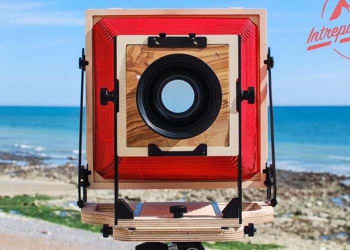 Intrepid 8x10 Large Format Camera