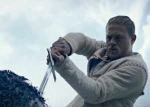 King Arthur Legend of the Sword Vortigern Trailer (video)