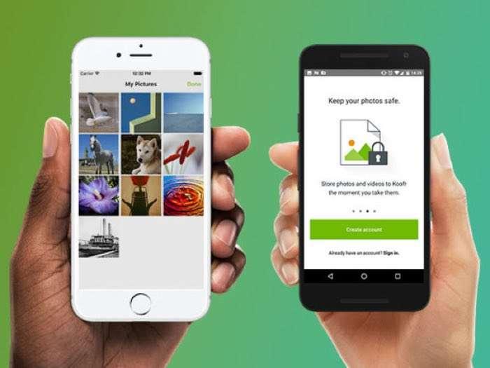 Koofr 100GB Storage Plan Subscriptions