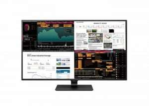 LG 43UD79-B 42.5 Monitor Offers 4 Monitors In One