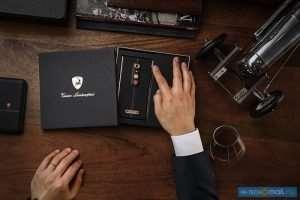 Lamborghini ALPHA ONE Smartphone Costs $2k (Video)