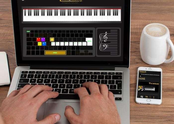 Limouzik E-Polyphonic Live Instrument