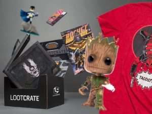 Save 50% Loot Crate Exclusive Mystery Bundle