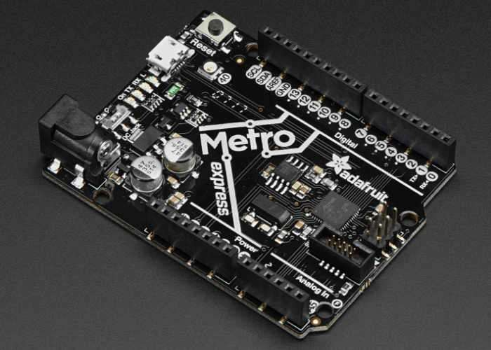 METRO M0 Express For CircuitPython Now Available From Adafruit