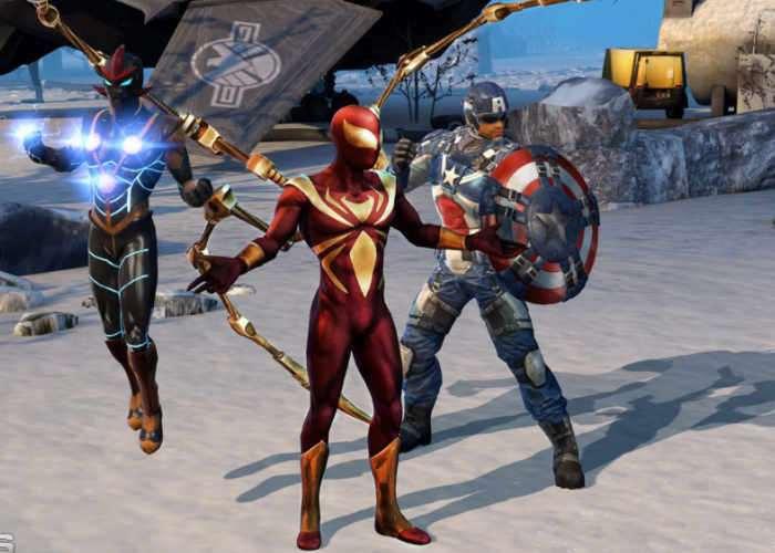 Marvel Heroes Omega Open Beta