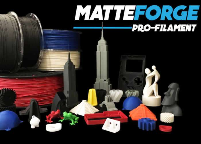 MatteForge 3D Print Filament