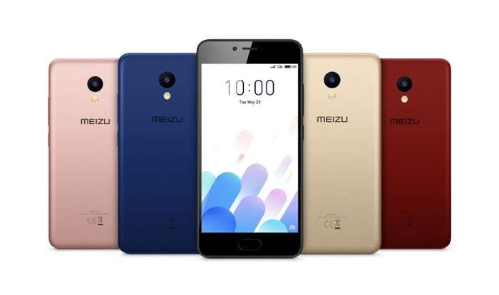 Meizu launches new mid-range smartphone - the M5c