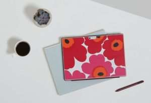 New Microsoft Surface Pro Gets Marimekko Accessories