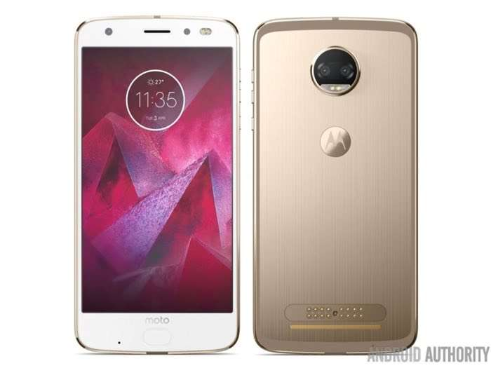 Moto Z2 Play with 12MP rear camera, 2820mAh battery spotted on TENAA