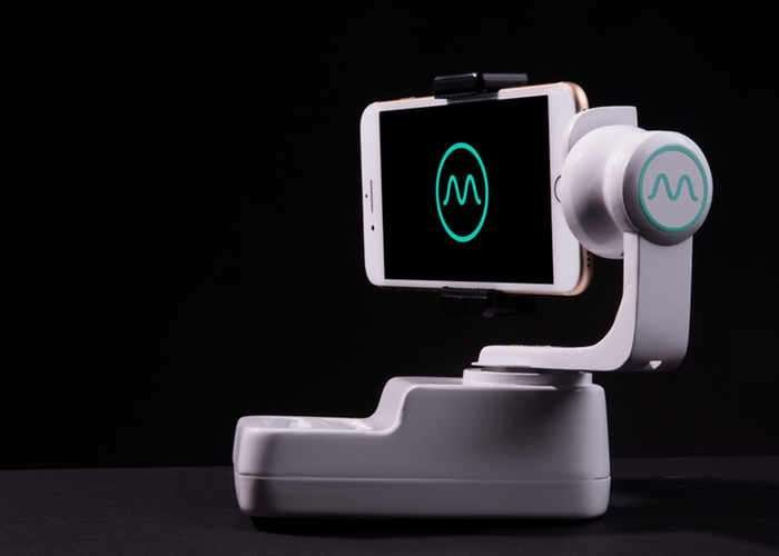 Auto Tracking Smartphone Camera Mount
