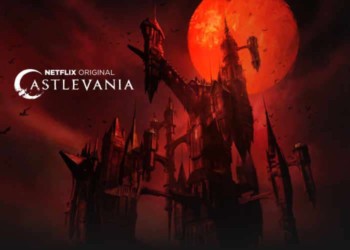 The First Trailer for Netflix's Animated Castlevania Series Imagines Netflix on Nintendo
