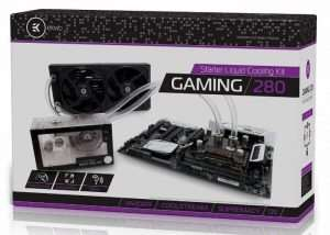 New EK Liquid Cooling Gaming Series Kits Utilise Available 5.25 Bays