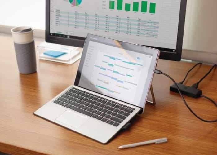 New HP Elite x2 1012 G2 Tablet