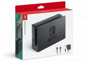 Nintendo Switch Dock Now Available To Pre-Order In The UK For £80