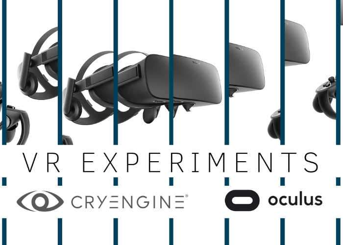 Oculus Teams With Crytek