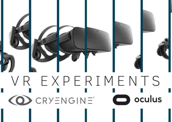 Oculus Teams With Crytek