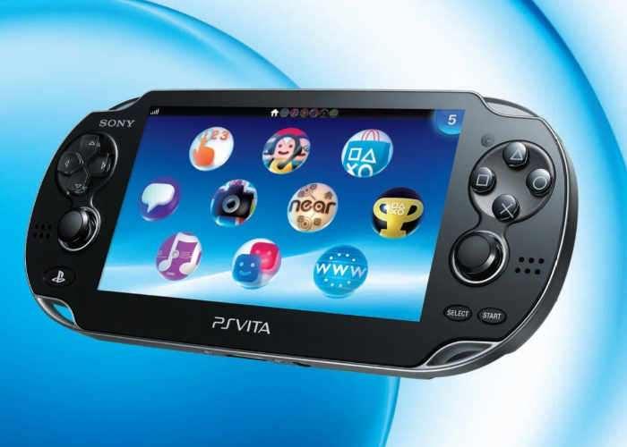 PS Vita OLED MicroSD Card