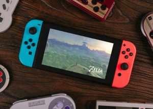 Play Your Nintendo Switch Using 8Bitdo Retro Gamepads