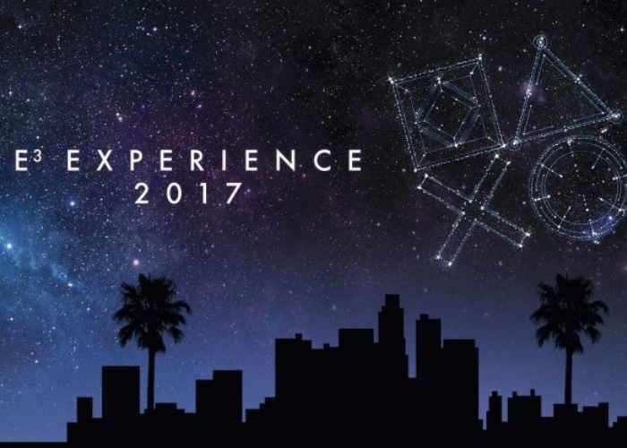 PlayStation E3 Experience 2017