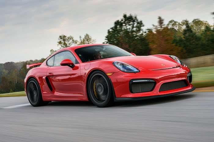 Next Porsche Cayman GT4 won't go turbo, will keep manual transmission