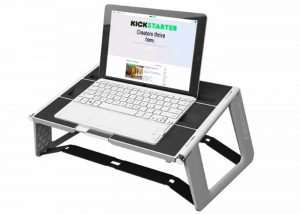"iMoov The ""Ultimate"" Portable Desk (video)"