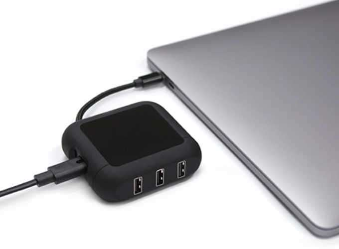 PowerUp Pocket MacBook Charger