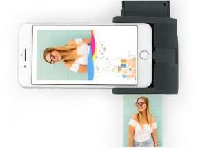 Print Pocket iPhone Printer Now Available For €150