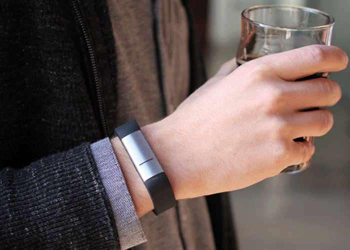 Proof Wrist Worn Alcohol Tracker