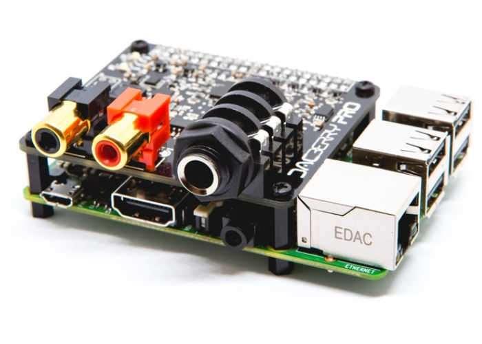 Raspberry Pi Soundcard