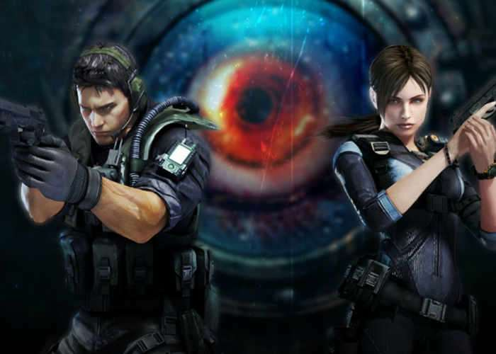 Eight minutes of Resident Evil Revelations PS
