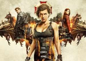 Resident Evil The Final Chapter Now Available Via Blu-ray And Digital Download (video)