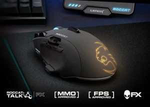 Roccat Leadr Wireless Zero Lag Gaming Mouse Launches For $150 (video)