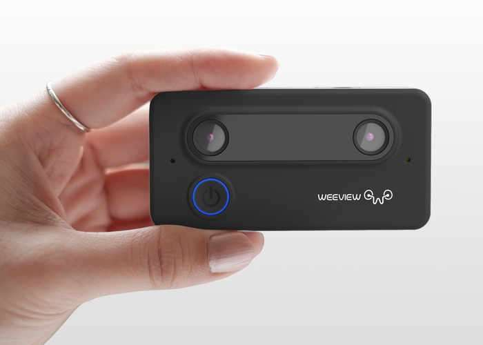 SID Augmented Reality 3D Camera