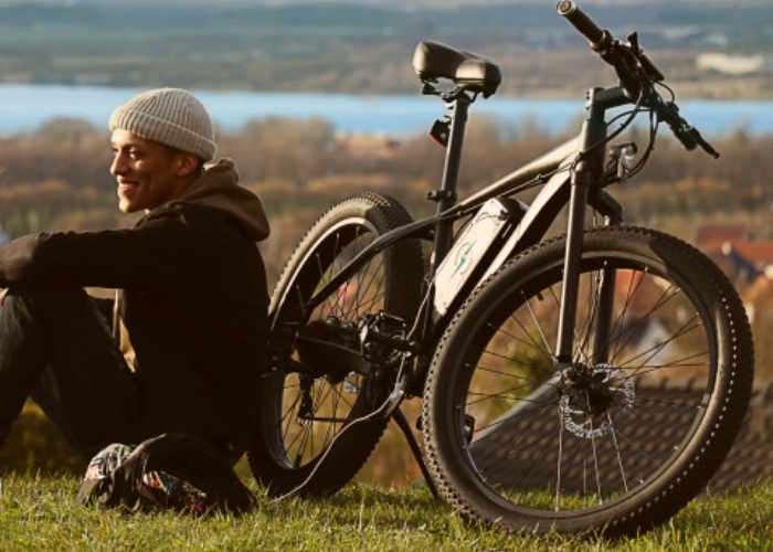 STRØM Electric Bike