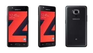 Samsung Z4 Tizen Smartphone Announced